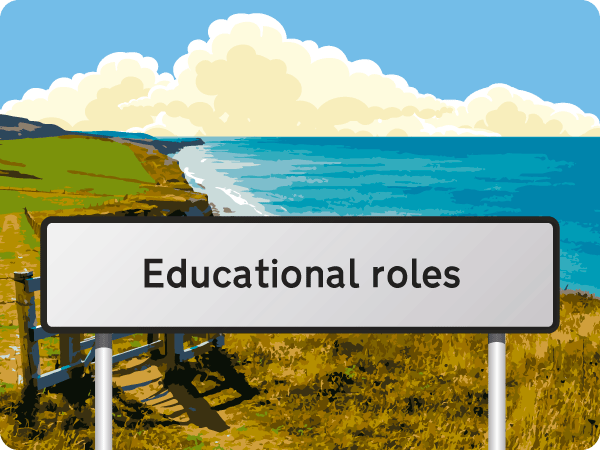 Educational roles