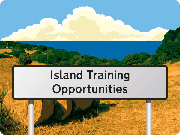 Island Training Opportunities